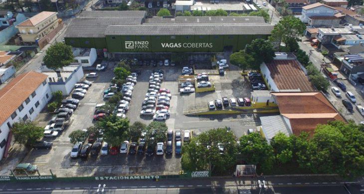 Menor preço Estacionamento Aeroporto Guarulhos - Enzo Park