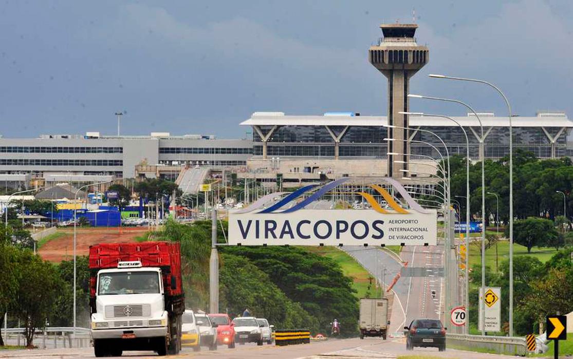 Estacionamento próximo ao Aeroporto de Viracopos - VCP / Campinas